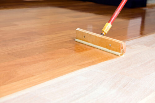 Hardwood Floor Refinishing 040720