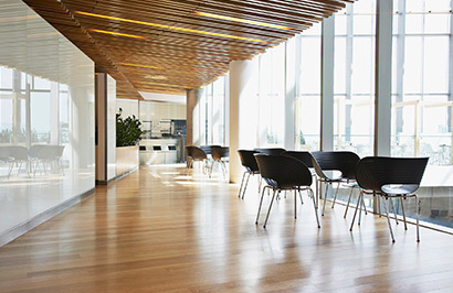 commercial wood flooring