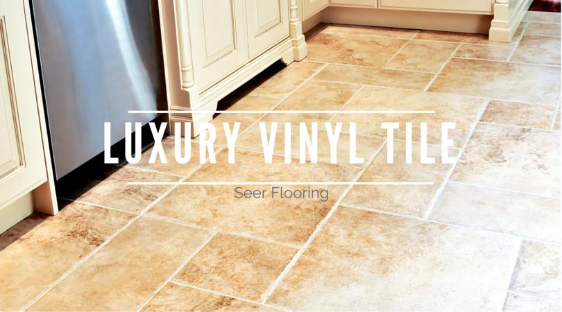 Luxury Vinyl Flooring: High-end Durability - Seer Flooring